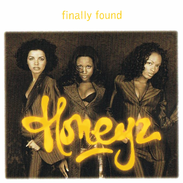Original Cover Artwork of Honeyz Finally Found