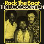 Original Cover Artwork of Hughes Corp Rock The Boat
