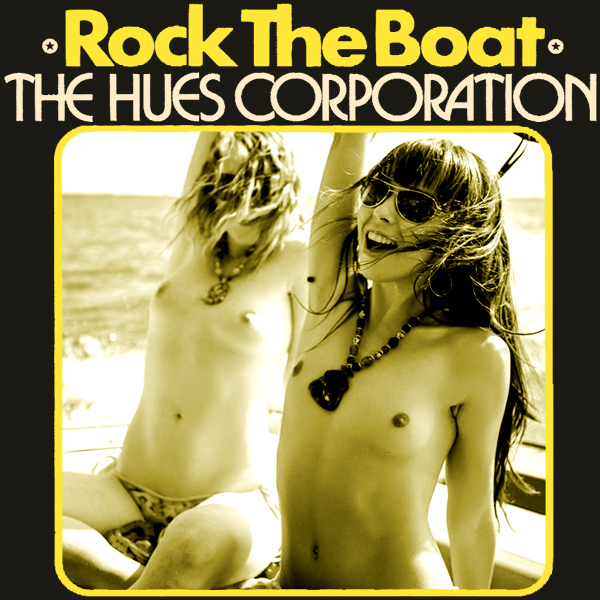 Cover Artwork Remix of Hughes Corp Rock The Boat
