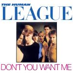 Original Cover Artwork of Human League Dont You Want Me