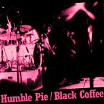 Original Cover Artwork of Humble Pie Black Coffee