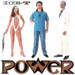 Original Cover Artwork of Ice T Power