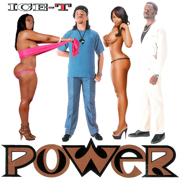 Cover Artwork Remix of Ice T Power