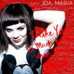 Original Cover Artwork of Ida Maria I Like You So Much Better Naked