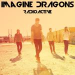 Original Cover Artwork of Imagine Dragons Radioactive