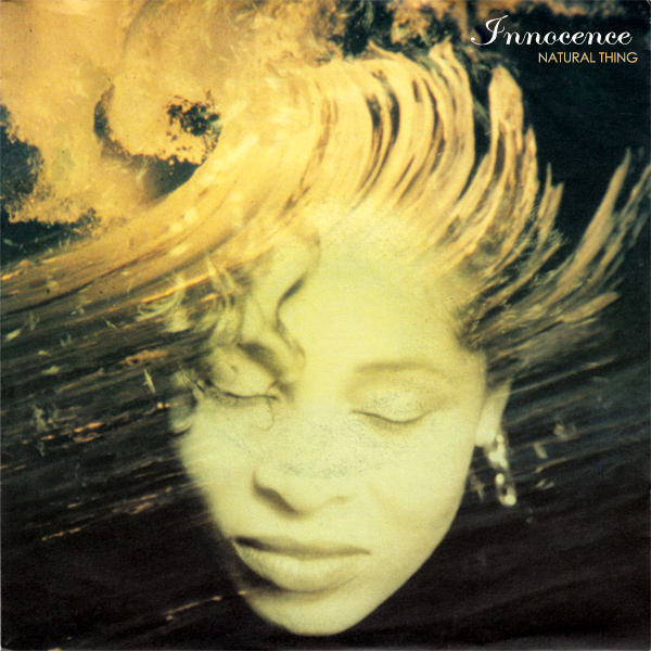 Original Cover Artwork of Innocence Natural Thing