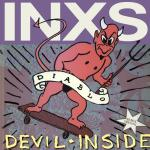 Original Cover Artwork of Inxs Devil Inside