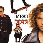 Original Cover Artwork of Inxs Kick