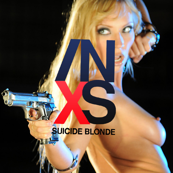 Cover Artwork Remix of Inxs Suicide Blonde