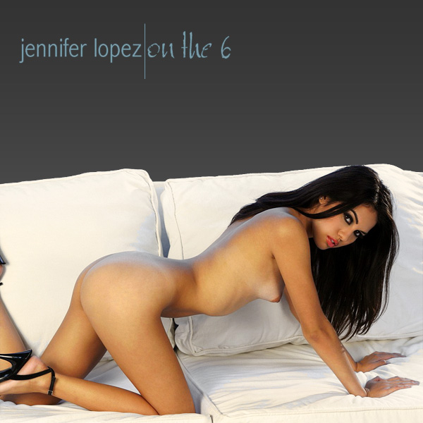 Cover Artwork Remix of J Lo On The 6