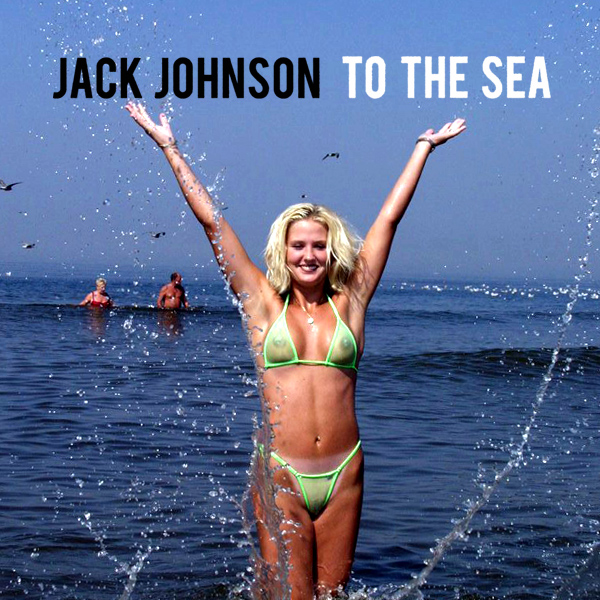 Cover Artwork Remix of Jack Johnson To The Sea