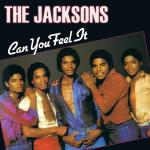 Original Cover Artwork of Jacksons Can You Feel It