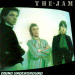 Original Cover Artwork of Jam Going Underground