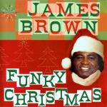 Original Cover Artwork of James Brown Funky Xmas