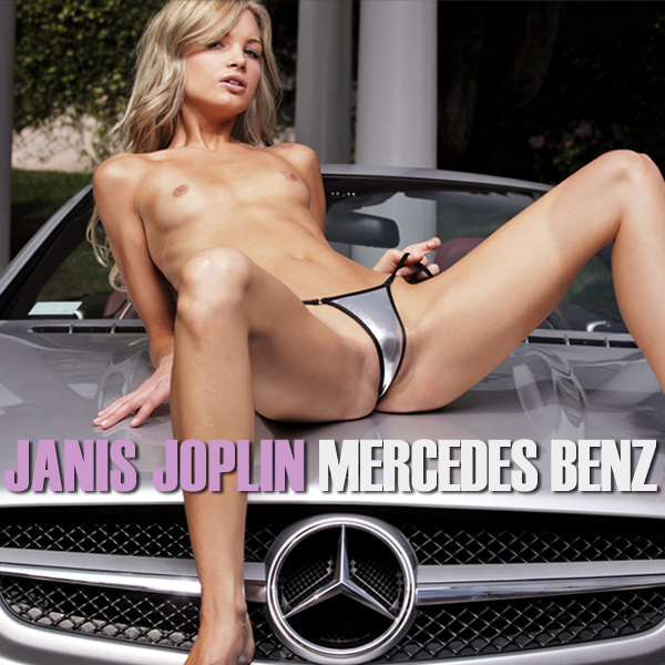 Cover Artwork Remix of Janis Joplin Mercedes Benz