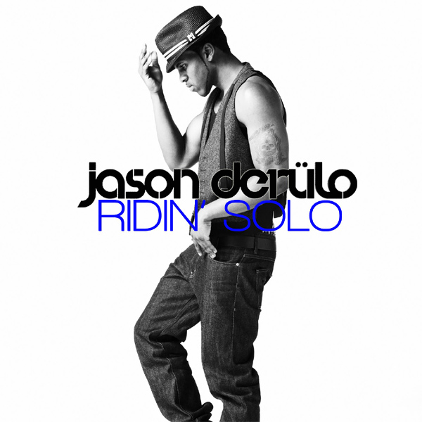 Original Cover Artwork of Jason Derulo Ridin Solo
