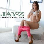 Cover Artwork Remix of Jay Z Change Clothes