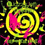 Original Cover Artwork of Jazzy Jeff Fresh Prince Summertime