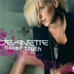 Original Cover Artwork of Jeanet Naked Truth