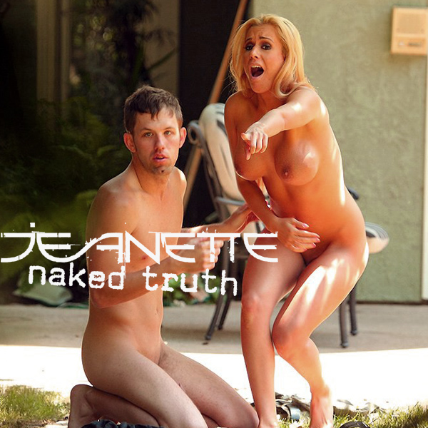 Cover Artwork Remix of Jeanet Naked Truth