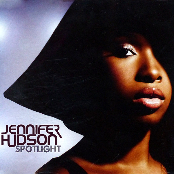 Original Cover Artwork of Jennifer Hudson Spotlight