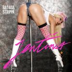 Cover Artwork Remix of Jentina Bad Ass Strippa