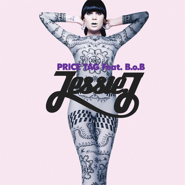 Original Cover Artwork of Jessie J Price Tag