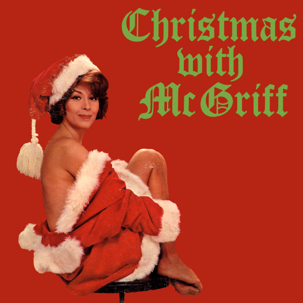 Original Cover Artwork of Jimmy Mcgriff Christmas With Mcgriff