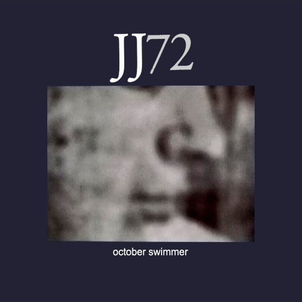 Original Cover Artwork of Jj72 October Swimmer