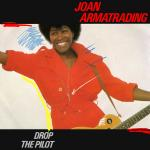 Original Cover Artwork of Joan Armatrading Drop The Pilot