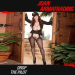 Cover Artwork Remix of Joan Armatrading Drop The Pilot