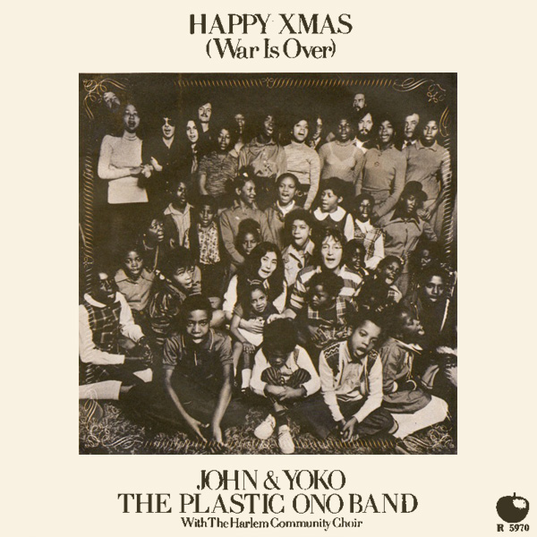 john and yoko happy xmas 1