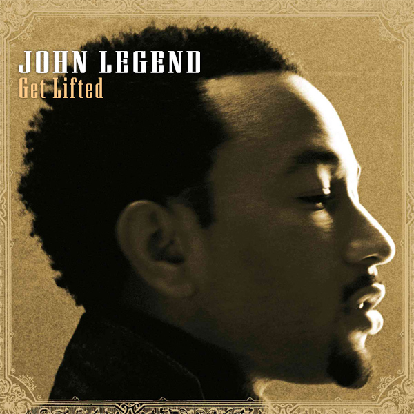 Original Cover Artwork of John Legend Get Lifted