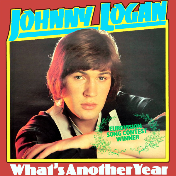Original Cover Artwork of Johnny Logan Whats Another Year