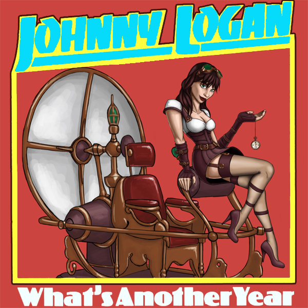 Cover Artwork Remix of Johnny Logan Whats Another Year