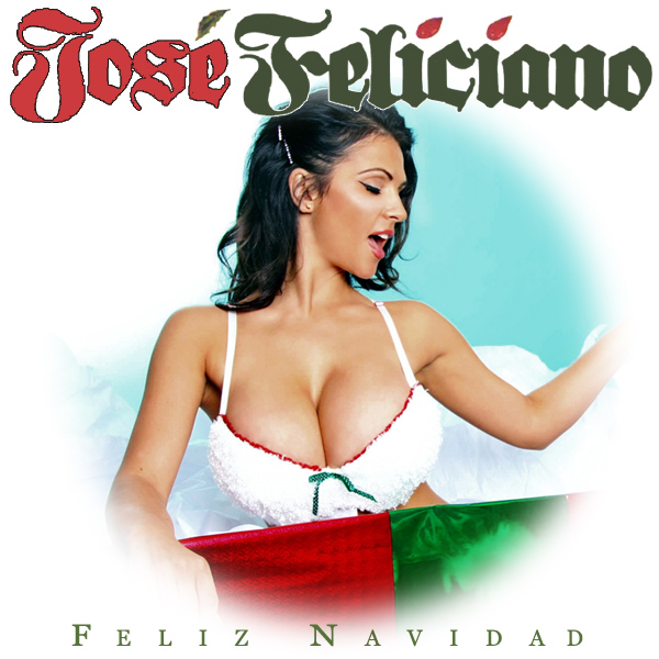 Cover Artwork Remix of Jose Feliciano Feliz Navidad