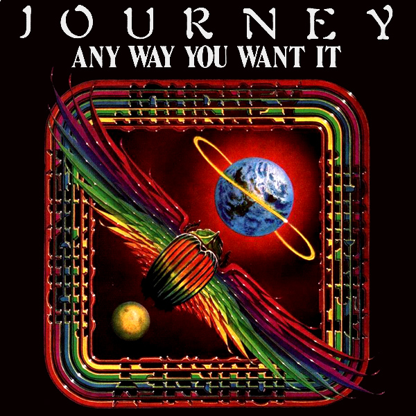 journey any way you want it 1