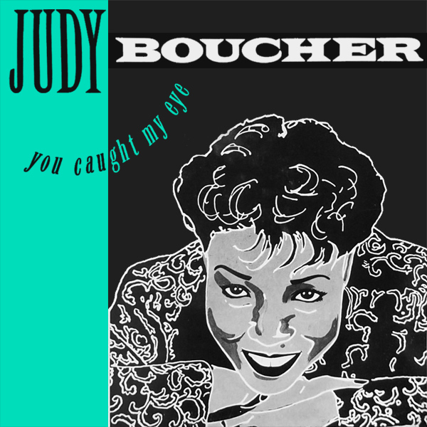 Original Cover Artwork of Judy Boucher You Caught My Eye