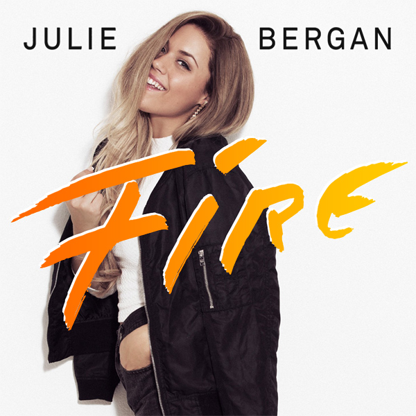 Original Cover Artwork of Julie Bergan Fire