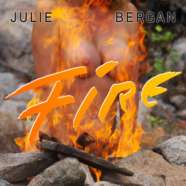 Cover Artwork Remix of Julie Bergan Fire