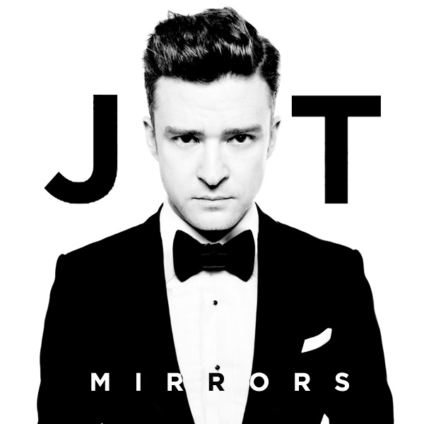 Original Cover Artwork of Justin Timberlake Mirrors