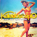 Original Cover Artwork of Kaleidoscopio Voce Me Apareceu