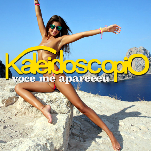 Cover Artwork Remix of Kaleidoscopio Voce Me Apareceu