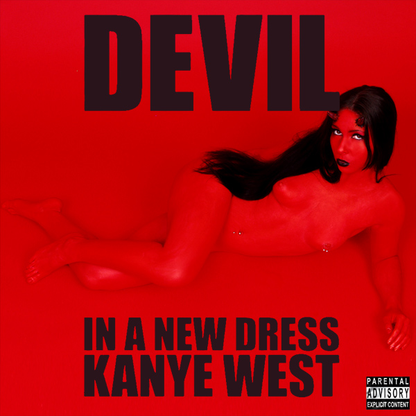 kanye west devil dress remix