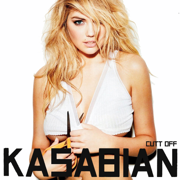 Cover Artwork Remix of Kasabian Cutt Off