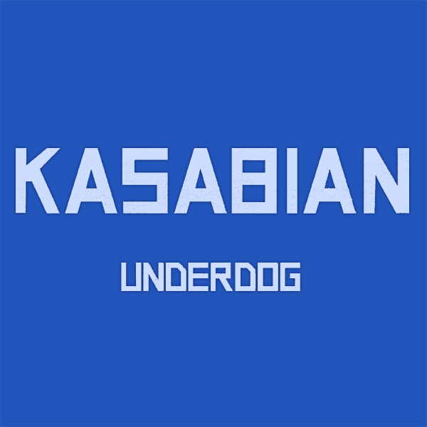 Original Cover Artwork of Kasabian Underdog