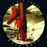 Original Cover Artwork of Kate Bush Red Shoes