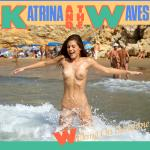 Cover Artwork Remix of Katrina Waves Walking On Sunshine Remix