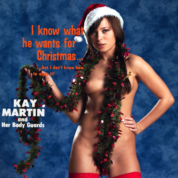 Cover Artwork Remix of Kay Martin I Know What He Wants For Xmas
