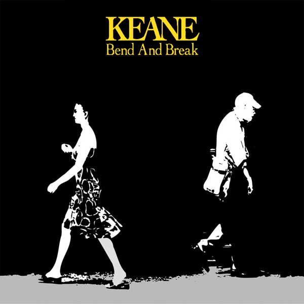 Original Cover Artwork of Keane Bend And Break